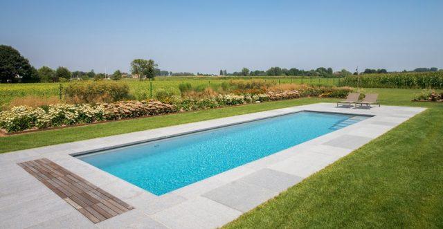 Polyester zwembaden Aquapura