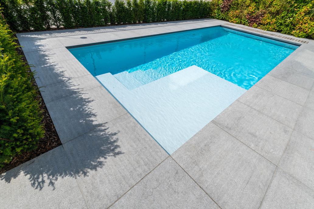 Vinylester zwembad