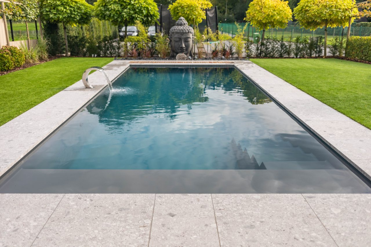 Vinylester zwembaden