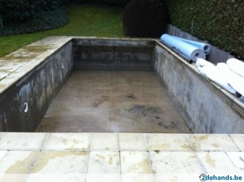 Zwembad renovatie zwembad renoveren